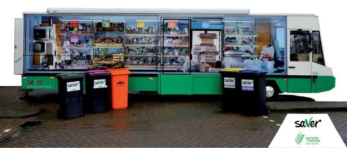 Afvalstoffenbus